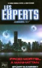 Couverture Les experts, Tome 10 : Froid mortel à Manhattan